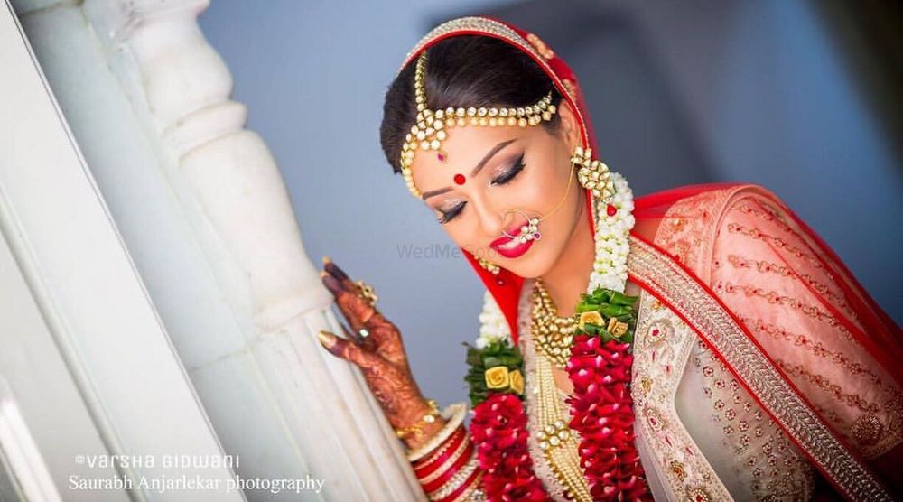 Photo From Brides - By Varsha Gidwani
