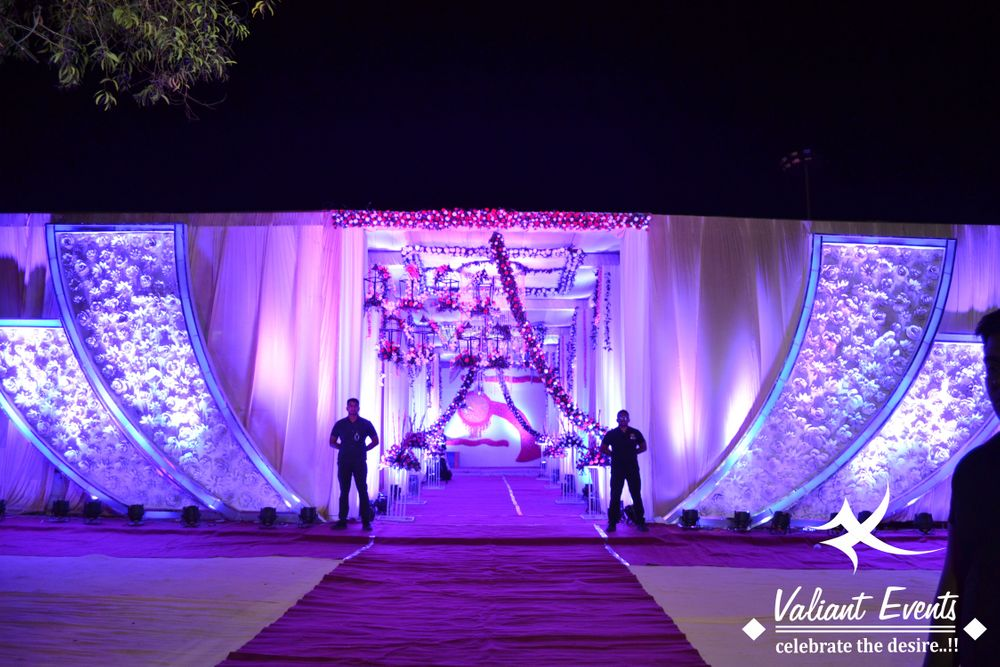 Photo From Cricketer Ravindra Jadeja's Wedding - By Valiant Events