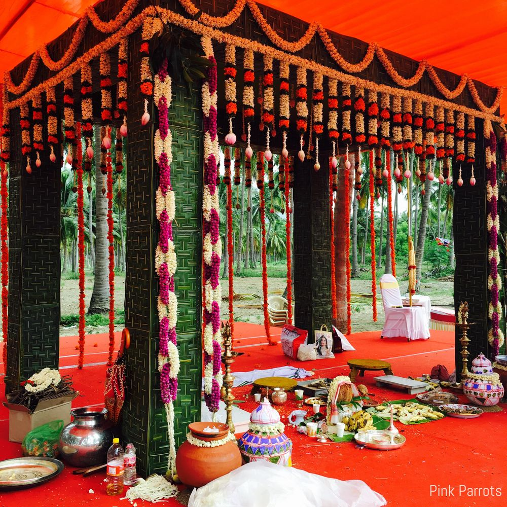 Photo From Destination Wedding - Yelagiri - By Pink Parrots