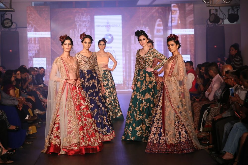 Photo From Shyamal and Bhumika Bridal Collection 2015 - By Shyamal Bhumika