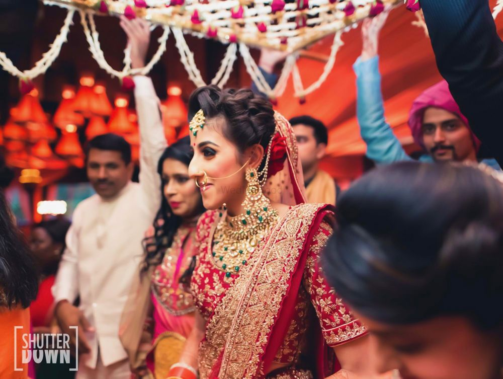Photo From Vasundhara's Wedding - By Makeup by Parul Garg