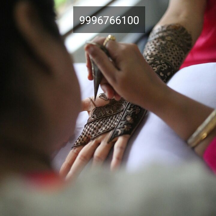 Photo From Meghna mehendi ceremony at noida - By Shalini Mehendi Artist