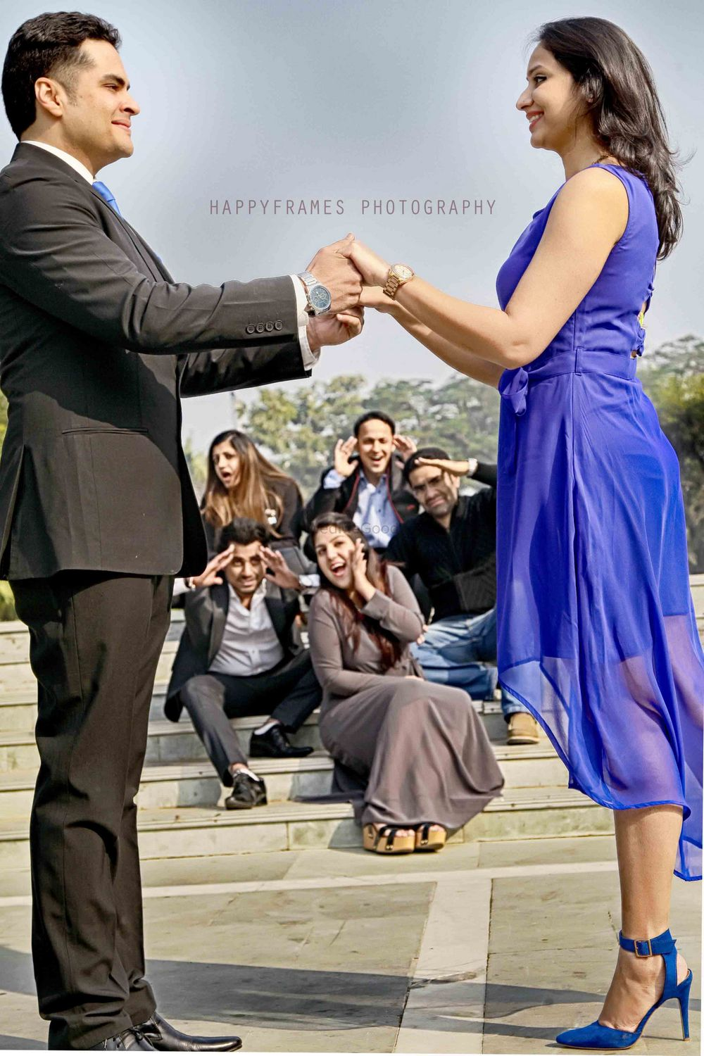 Photo From Quirky, destination, traditional, bollywoodish preweddings - By Happyframes