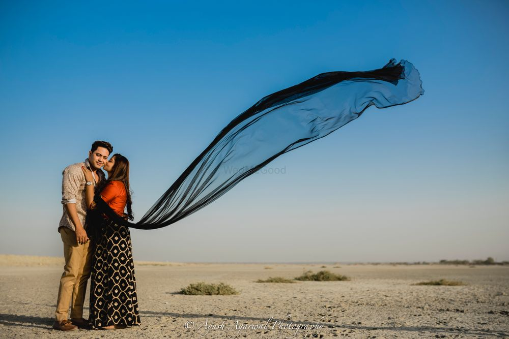 Photo From Pre-Wedding shoot : Love in Rajasthan  - By Ayush Agarwal Photography