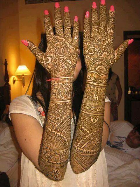 Photo From bridal designe - By Amar Mehndi Artist