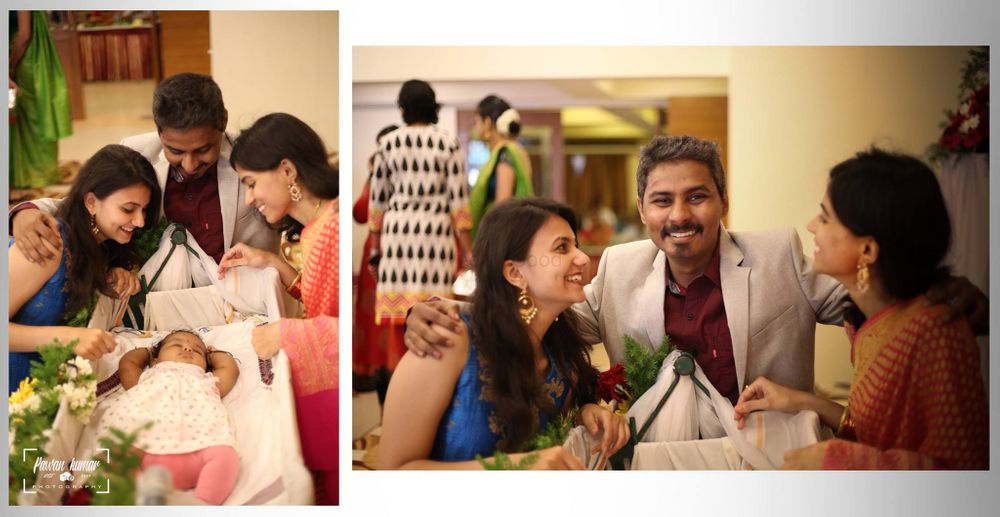 Photo From Pranavi naming ceremony - By P K Pixel Studios