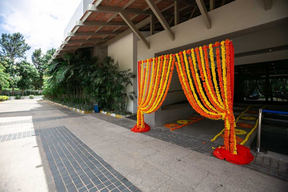 Photo From Entrance Decor - By Wedding Tales