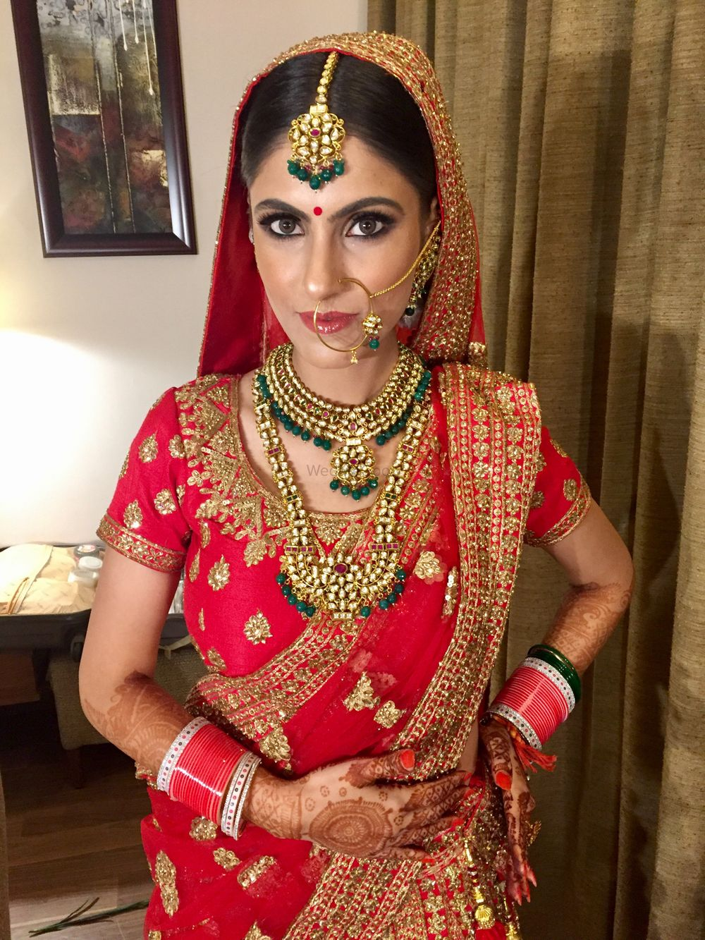 Photo From Shelly's wedding  - By Karishma Verma