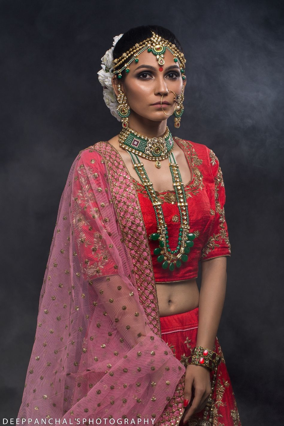 Photo From indian Bridal editorial - By Deep Panchal's Photography