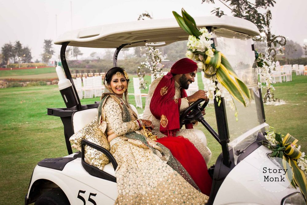 Photo From I+S (Golf Club Wedding) - By Story Monk