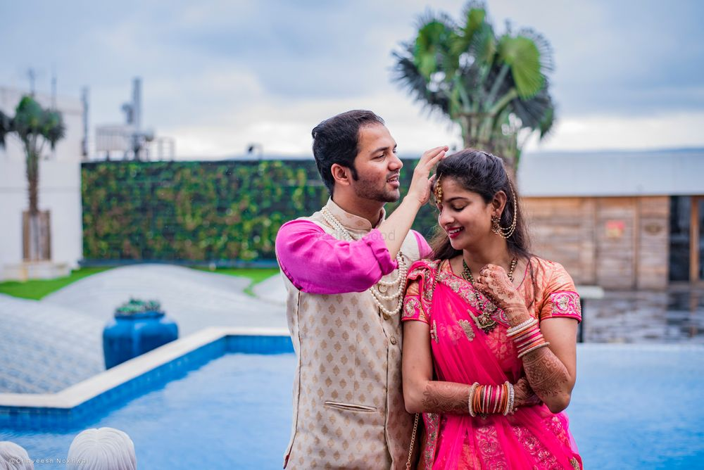 Photo From Nidhi And Manish - By Chaveesh Nokhwal