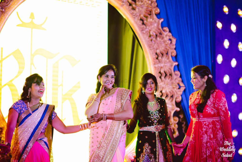 Photo From Khushboo & Rochan - Destination Wedding at Cidade, Goa. - By The Wedding Salad