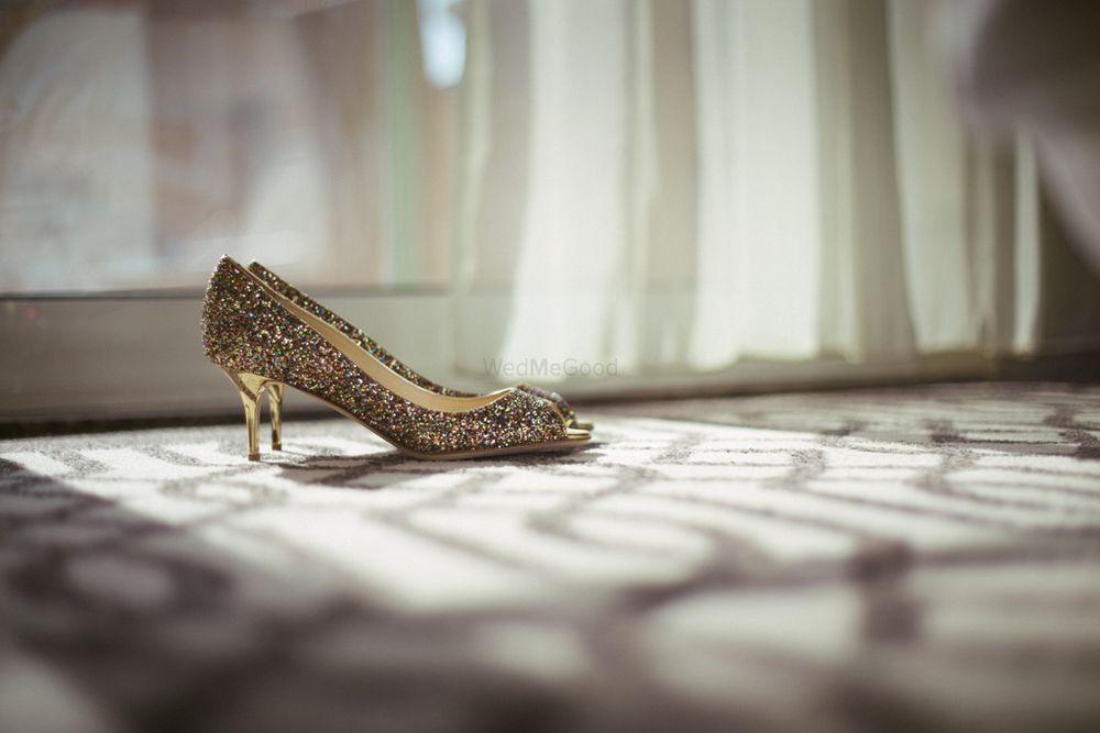 Photo of kitten heels