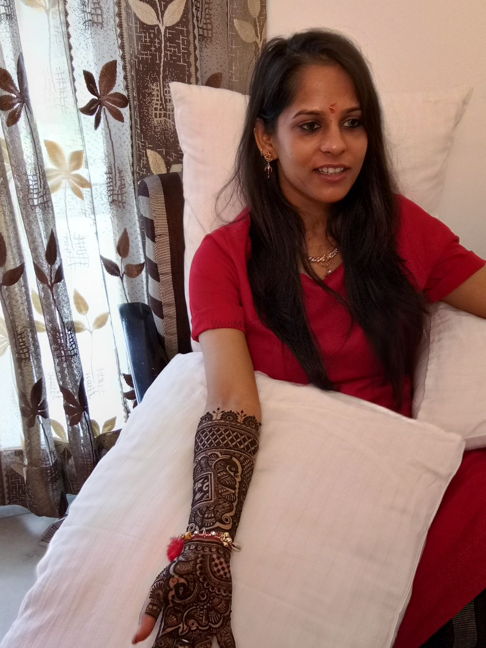 Photo From Anjali Gupta when did ceremony at gurgaon on 15 Aug - By Shalini Mehendi Artist