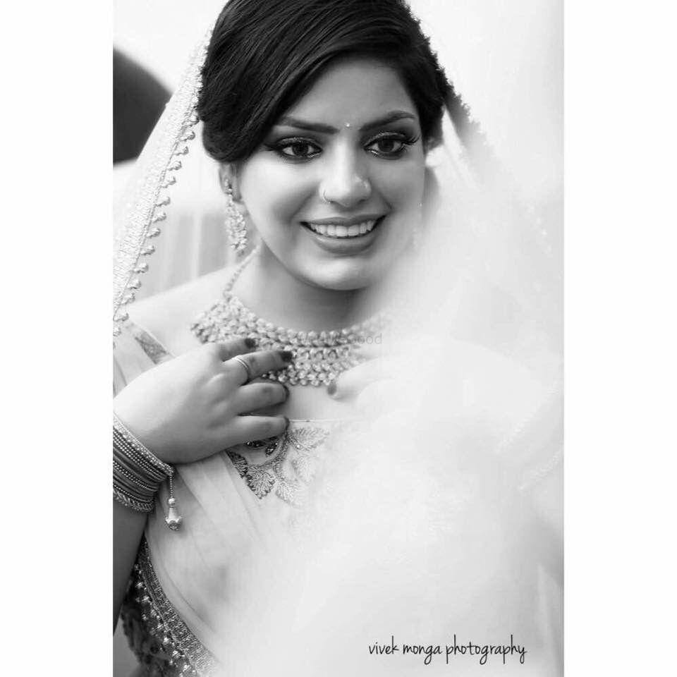Photo From Chetna's engagement  - By Sapna Thakur Sharma Makeup Artist