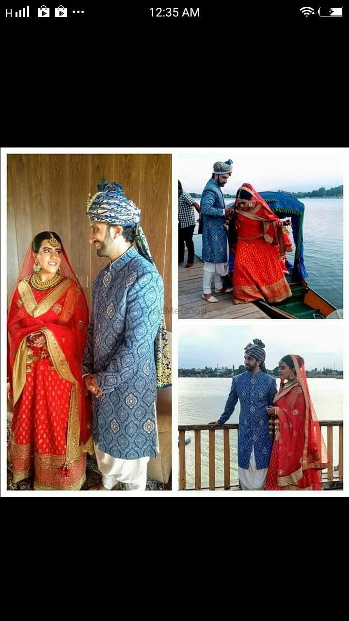 Photo From Nabil and Brinda  wedding at SRINAGAR on 7th sep - By Shalini Mehendi Artist