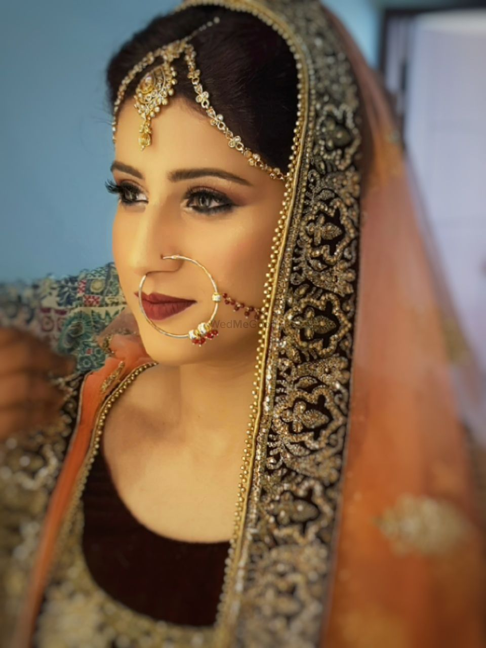 Photo From Bride- Sania - By Makeup By Nehad Imran