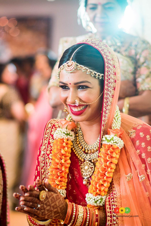 Photo of Candid bride shot