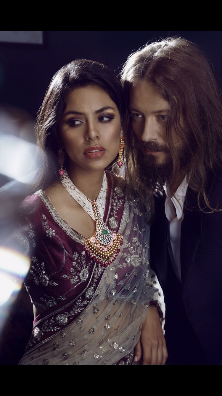 Photo From cover and editorial shoot for Indian jeweller magazine  - By Himani and Anjali Shah