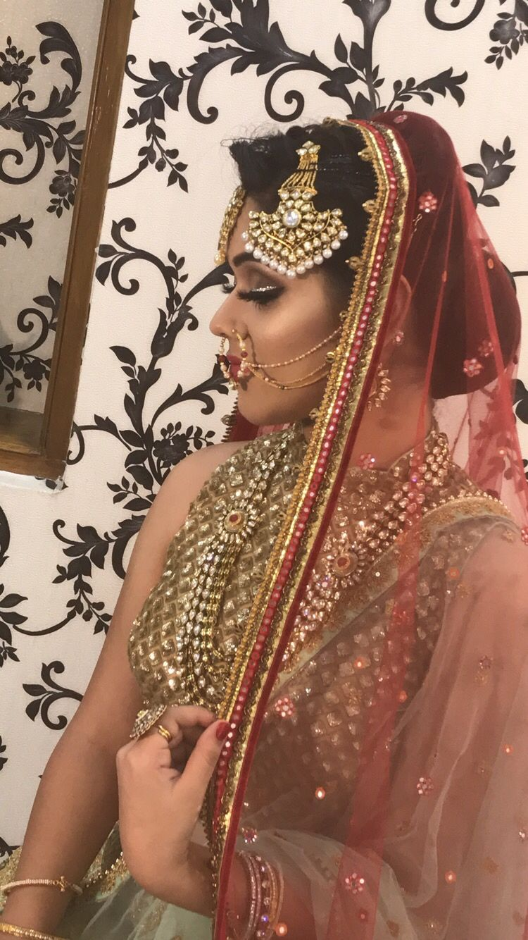 Photo From bridal - By Makeup by Nidhi Khanna