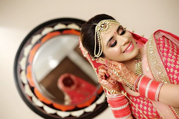 Photo From poorva - By Divya Jaitly Makeup Artist