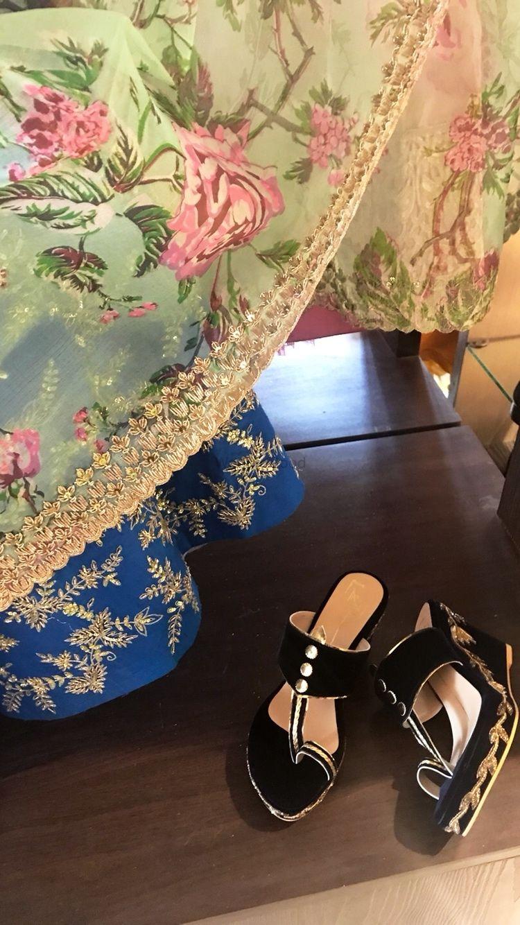 Photo From The Shadi Saga - By Nidhi Bhandari, Fine Couture Footwear