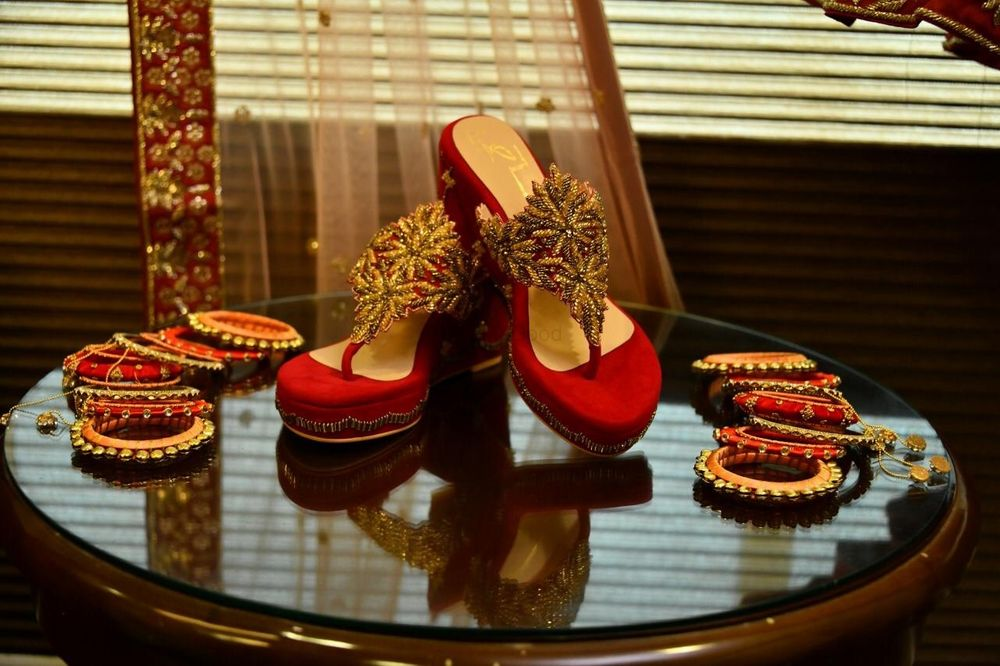 Photo From The Shadi Saga - By Nidhi Bhandari, Fine Couture Footwear