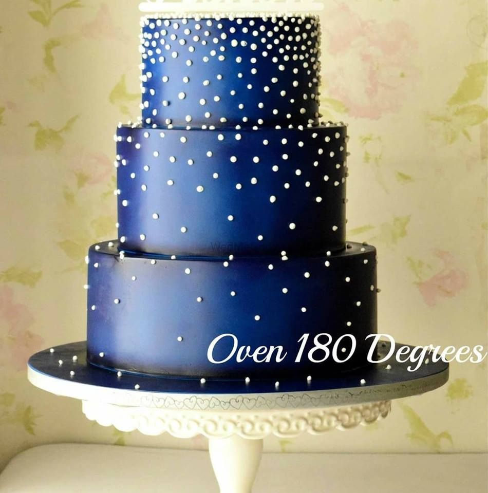 Photo From Midnight Blue ! - By Oven 180 Degrees