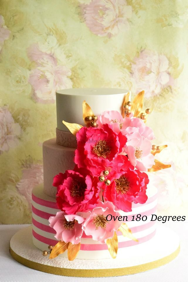 Photo From Hot Pink - By Oven 180 Degrees