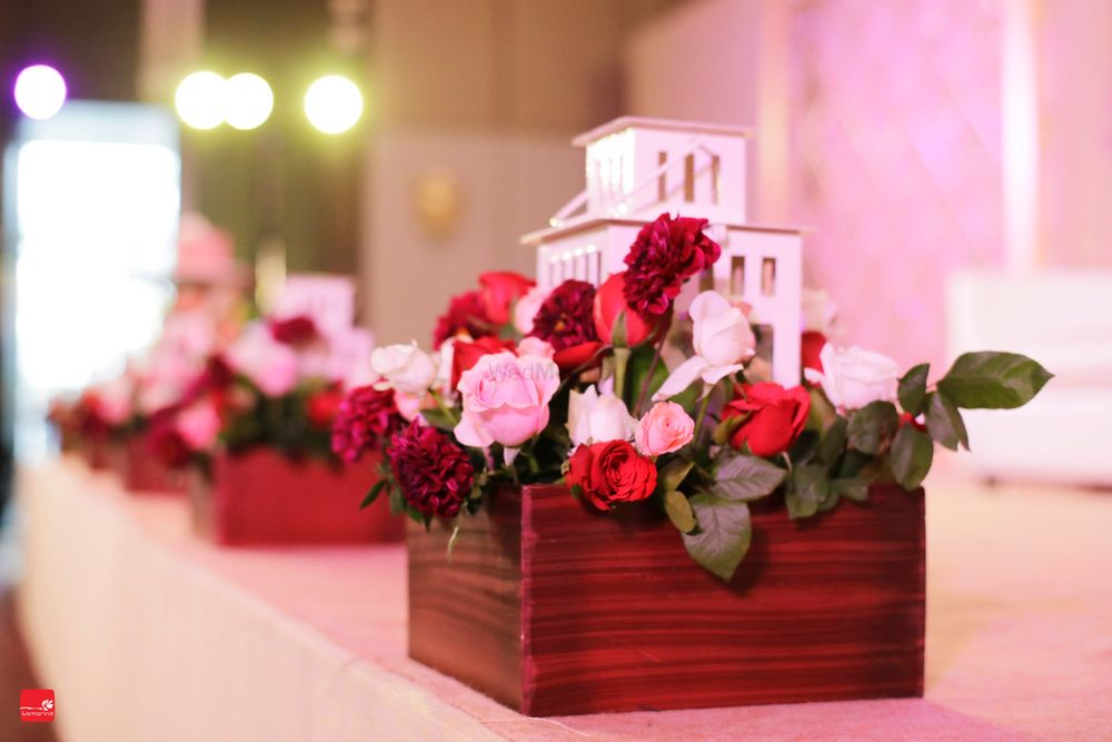 Photo From All things pink - Engagement decor - By Tamarind Weddings