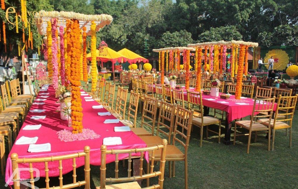 Photo From Mehendi (Raunak-Sanjana) - By Evolve Weddings India