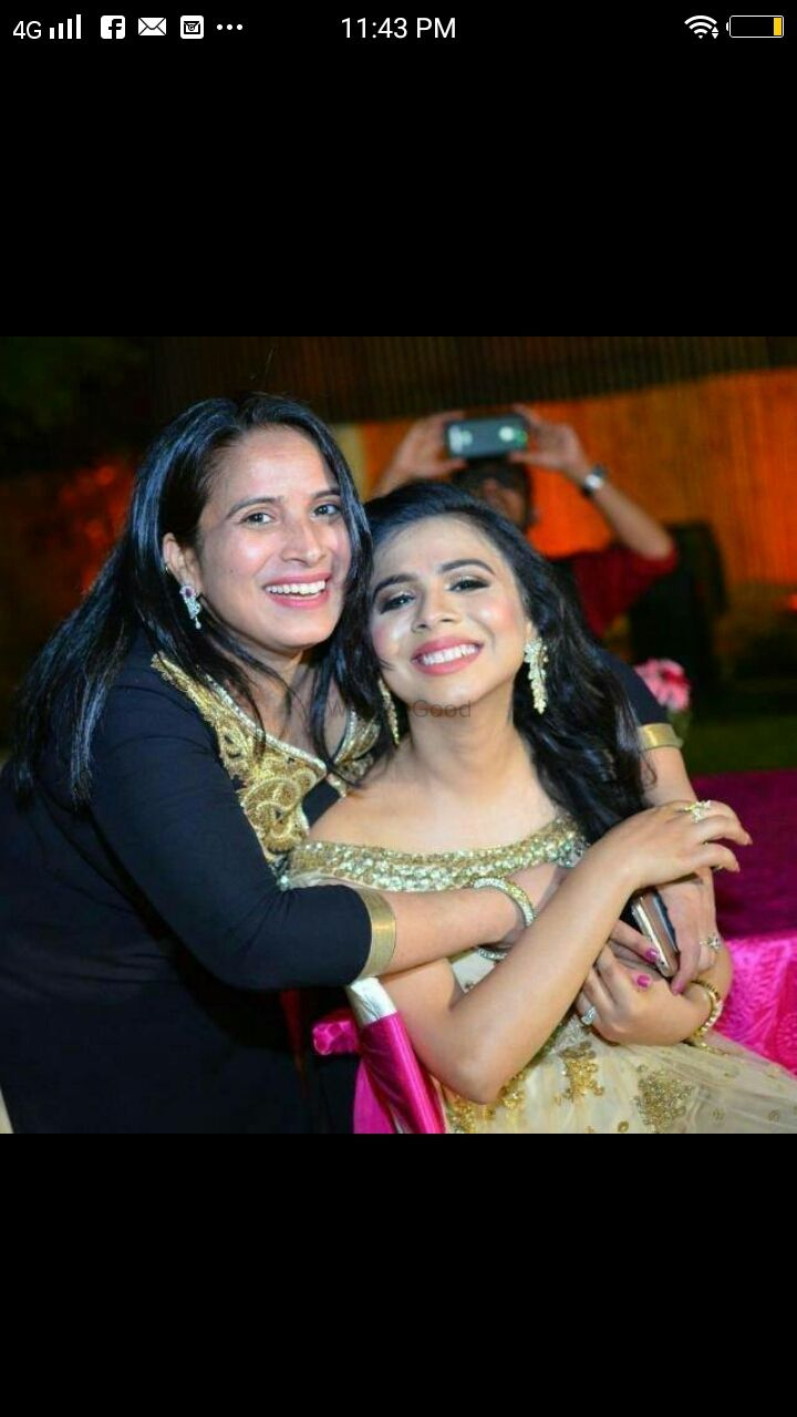 Photo From Geetu madan mehendi ceremony at Araveli Resorts, Manesar - By Shalini Mehendi Artist