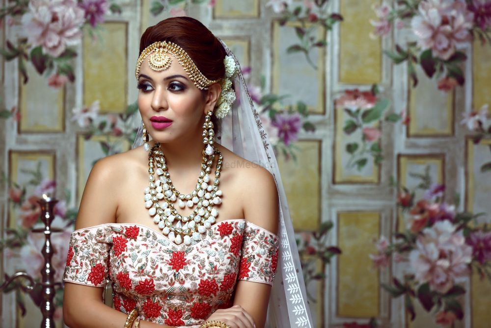 Photo From beautiful brides - By Bridal Makeup by Pooja Sethi