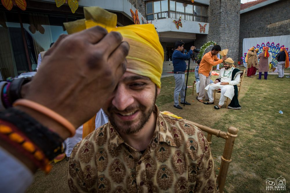Photo From Shweta + Alaap - By Going Bananas Photography