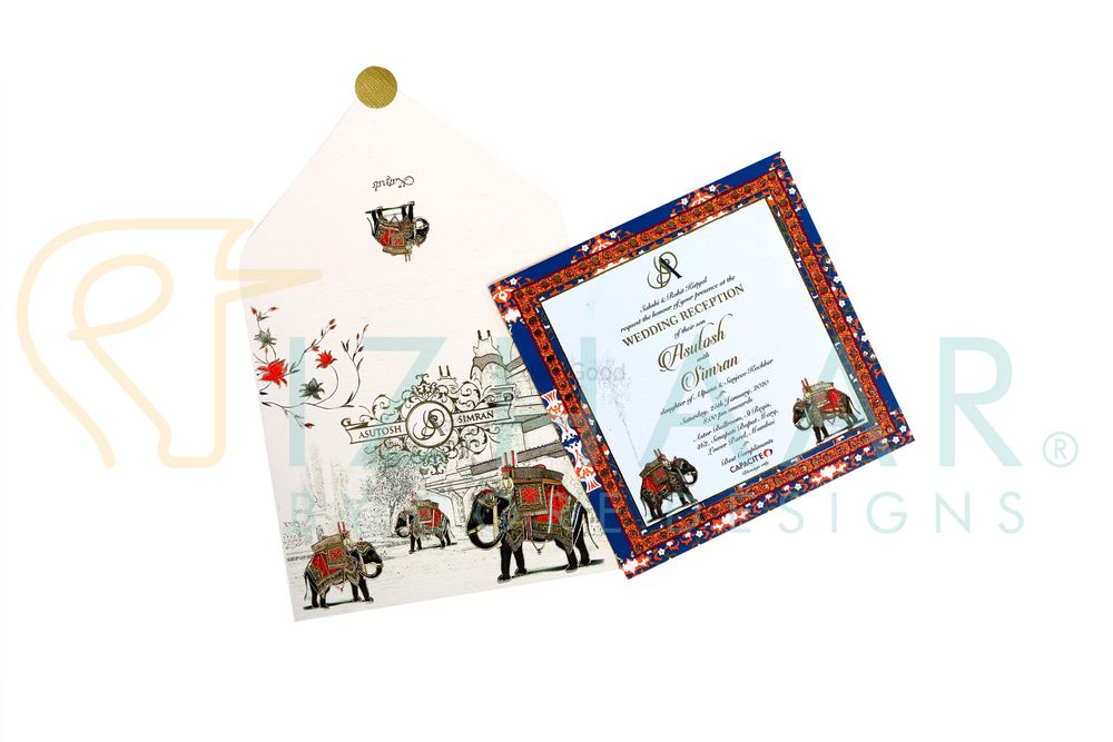 Photo From Wedding Invites - By Izhaar by Core Designs