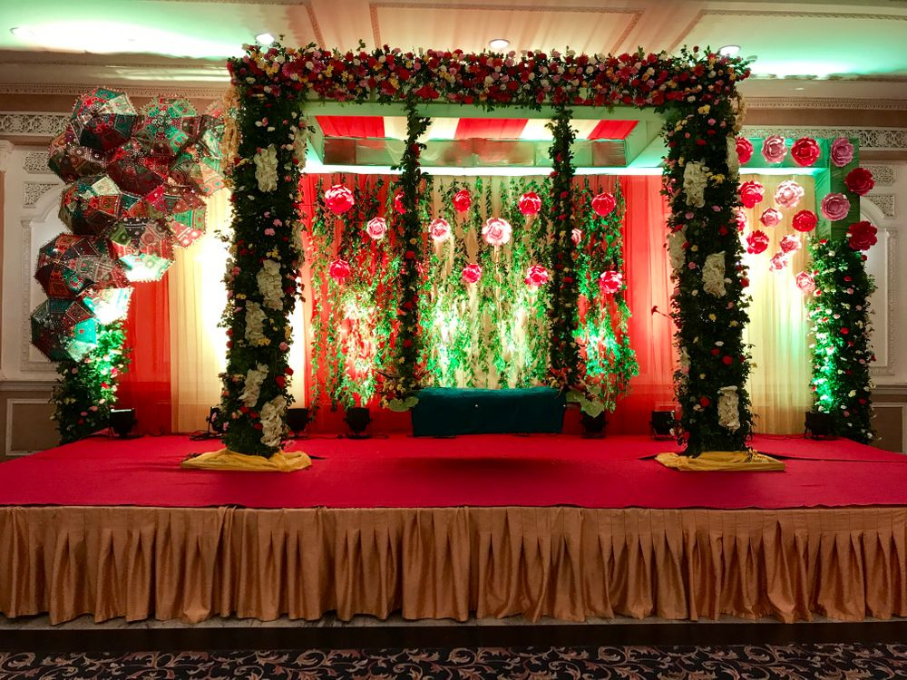 Photo From Mehendi / Teej decor  - By Eventalya