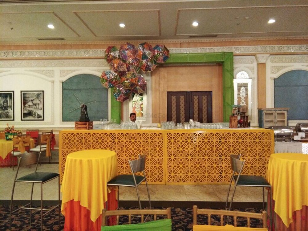 Photo From Mehendi / Teej decor  - By Eventalya