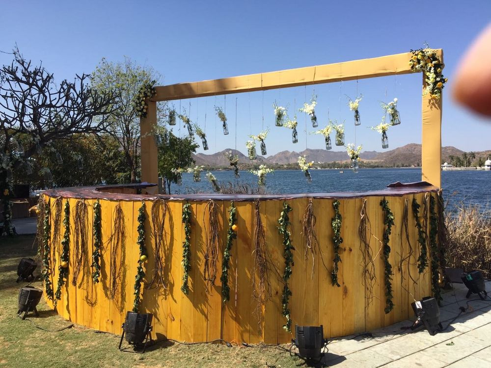 Photo From Urban Mehendi @ Lake End Hotel, Udaipur - By AH Production & Entertainment
