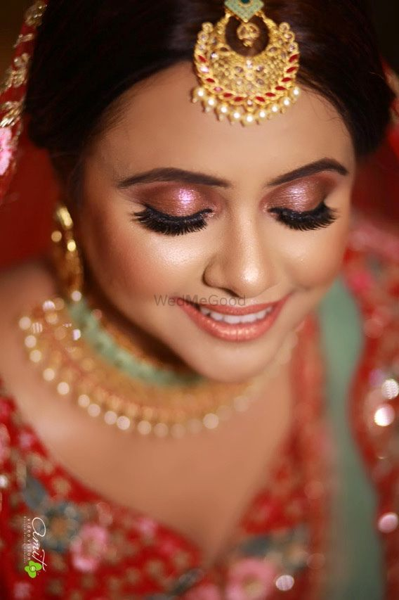 Photo From Bridal  - By Makeup By Ankana
