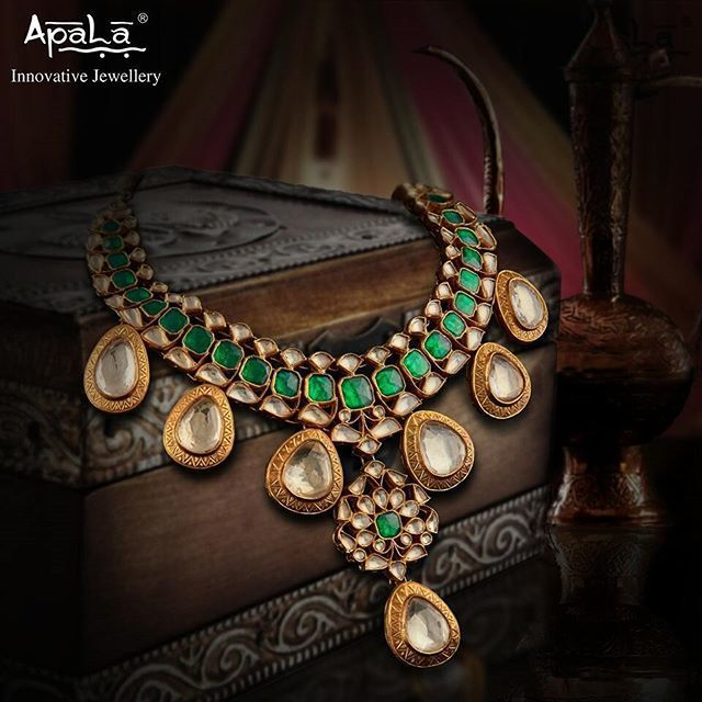 Photo From Chokers/ Neck pieces - By Apala by Sumit