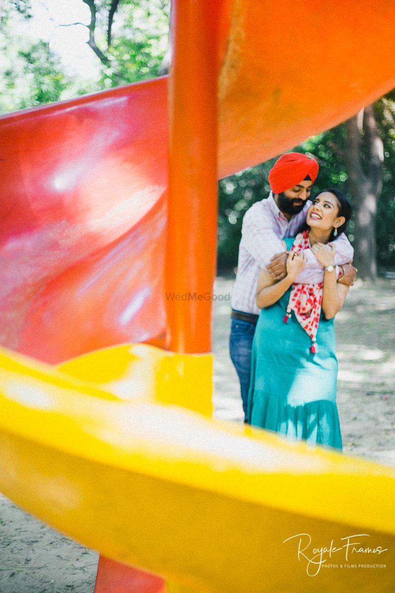 Photo From Ashmita & Gurpreet_Pre-wedding shoot - By Royale Frames