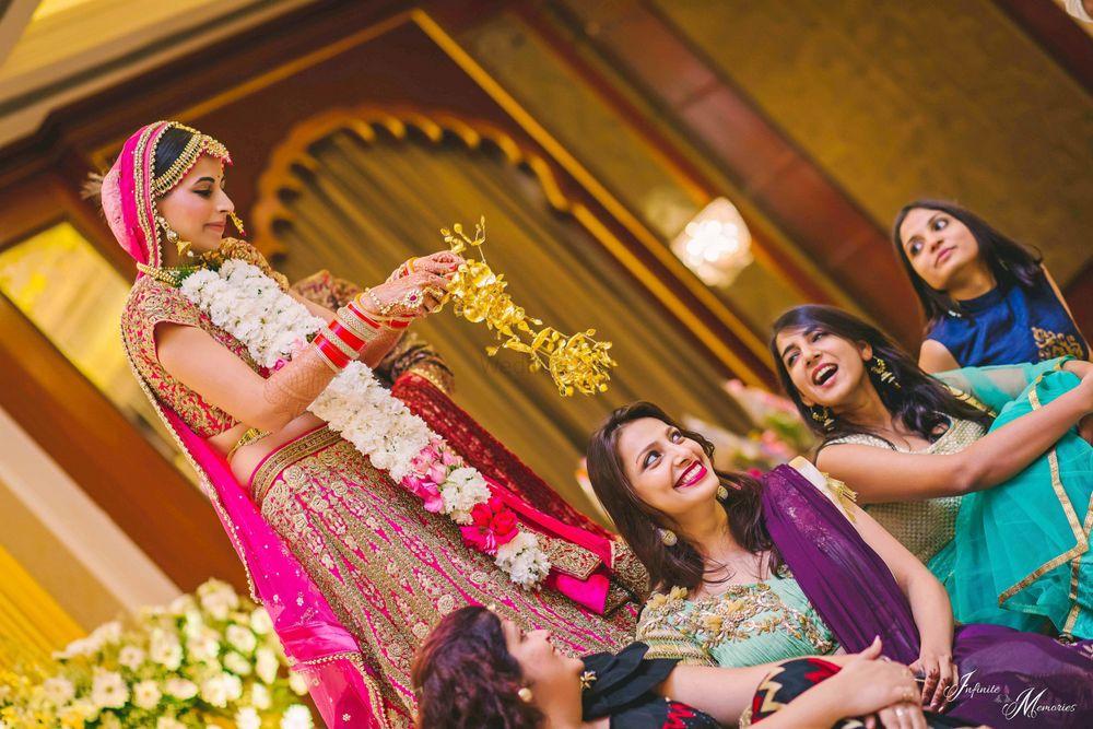 Photo From Tanya & Vatsan(Wedding) - By Infinite Memories