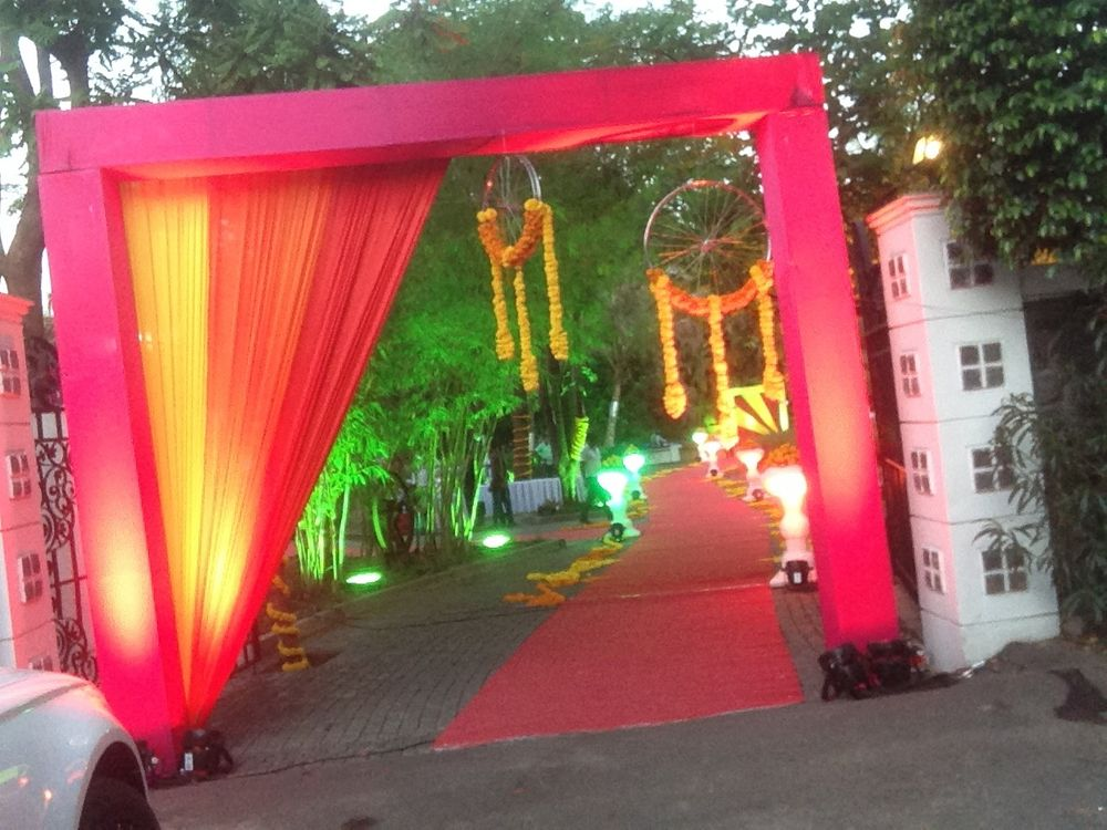 Photo From Haldi.........! - By Exotica- The Ambience Decorators & Event Management