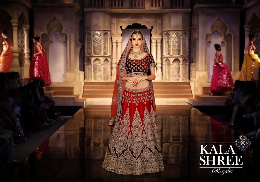 Photo From Designer Lehenga - By Kala Shree Regalia