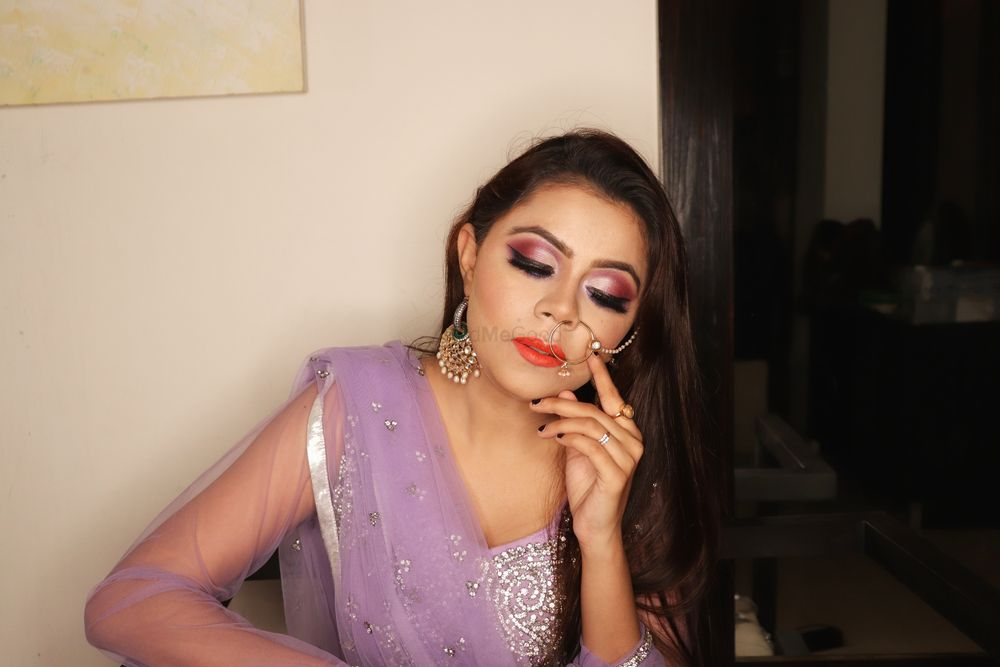 Photo From Makeover magic - By Makeup FX by Reshu Nagpal
