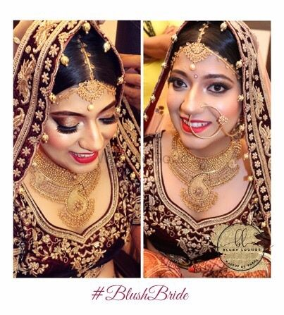 Photo From harshita weds Paras - By Blush Lounge