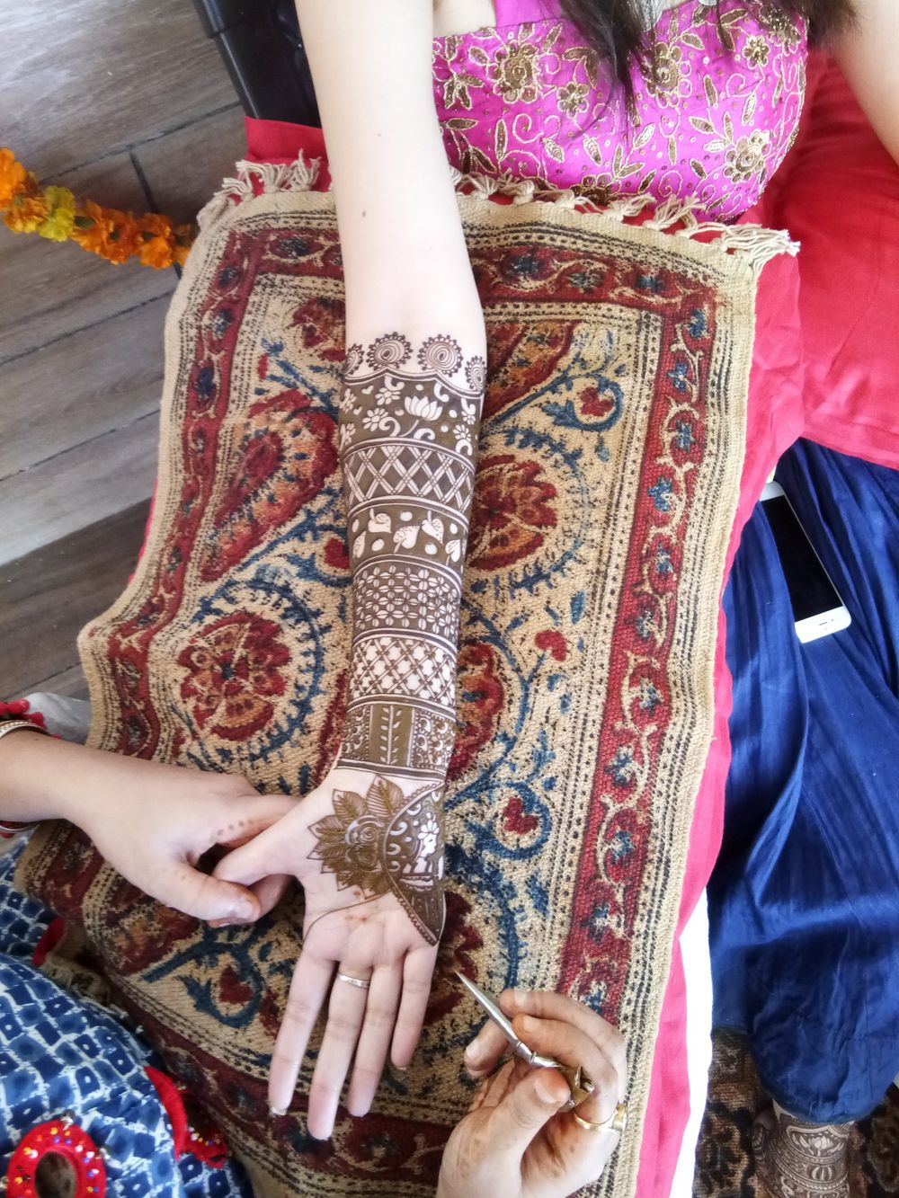 Photo From Smita bridal mehendi at dwarka on 30. oct - By Shalini Mehendi Artist