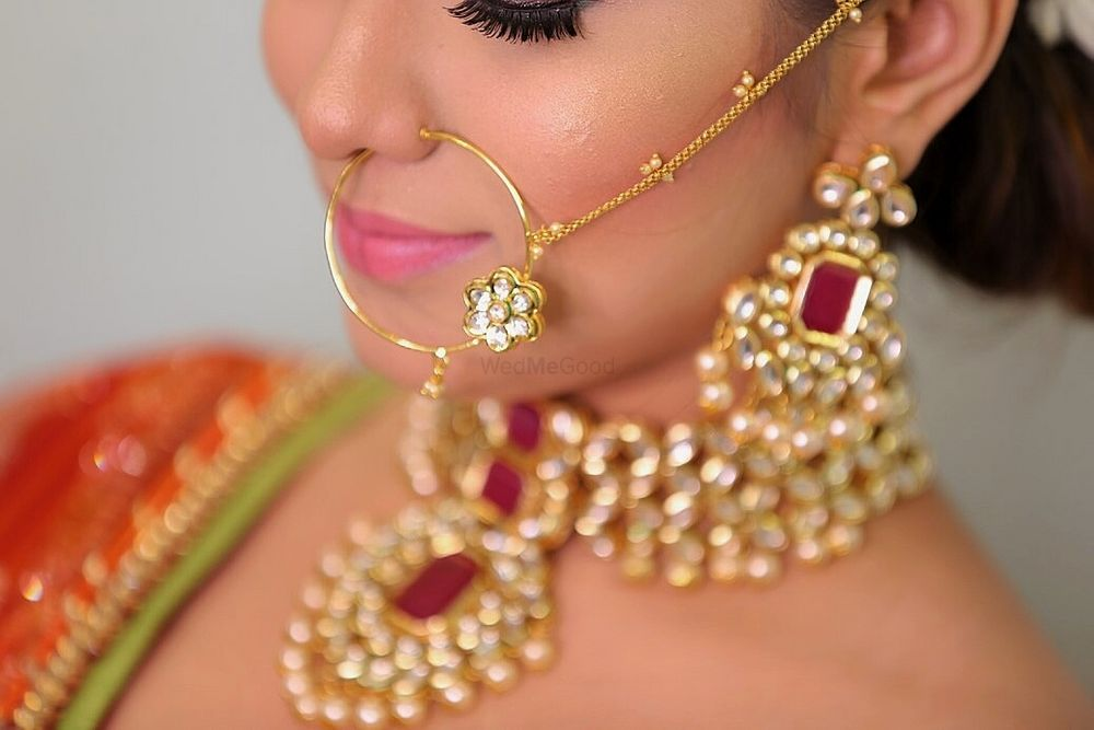 Photo From Bridal Makeups - By Gunjan Dipak Makeovers