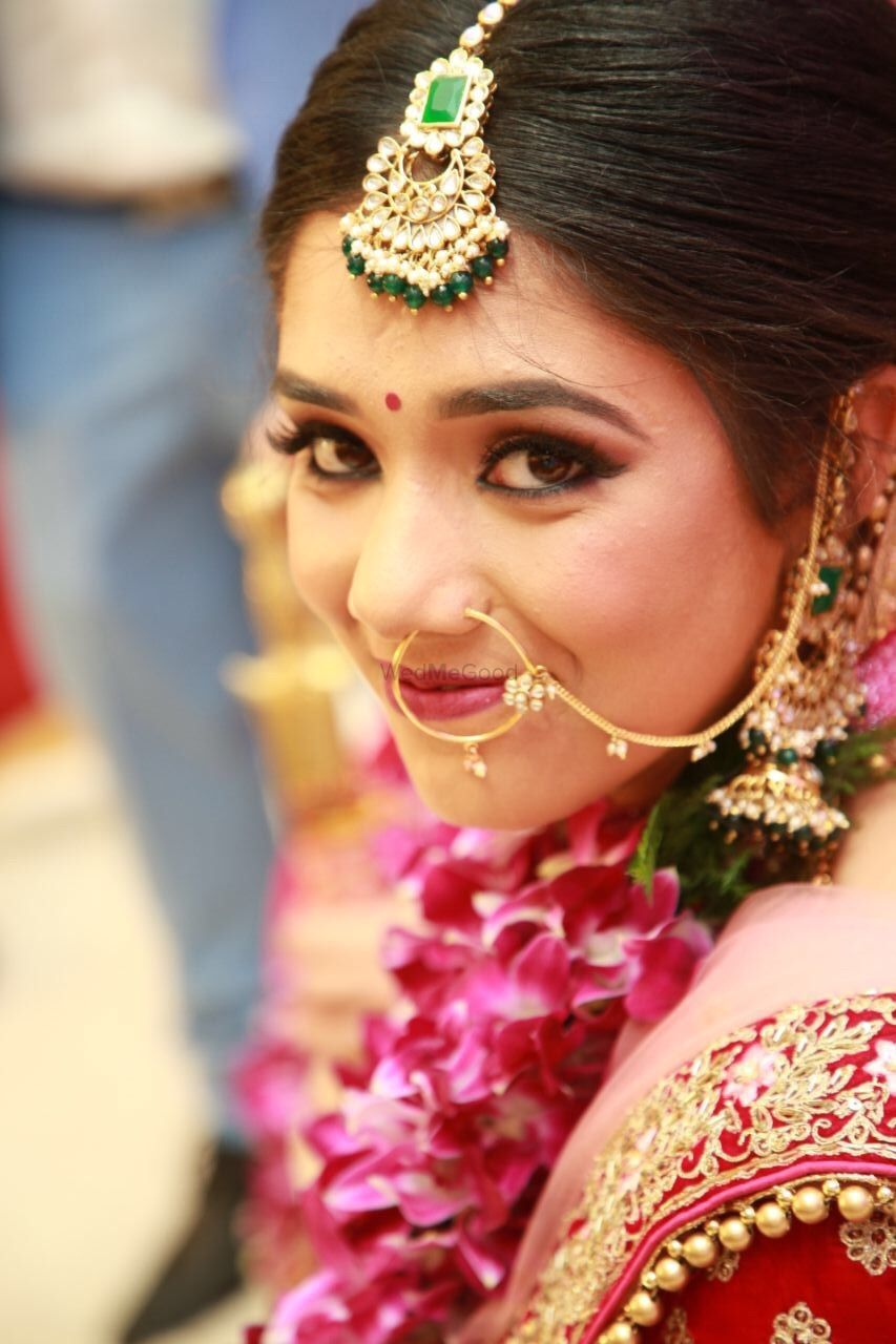 Photo From Punjabi bride  - By Get Gorgeous with Ridhi