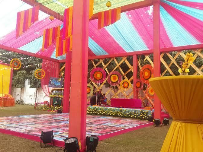 Photo From Mehendi decor - By The Event Yarn